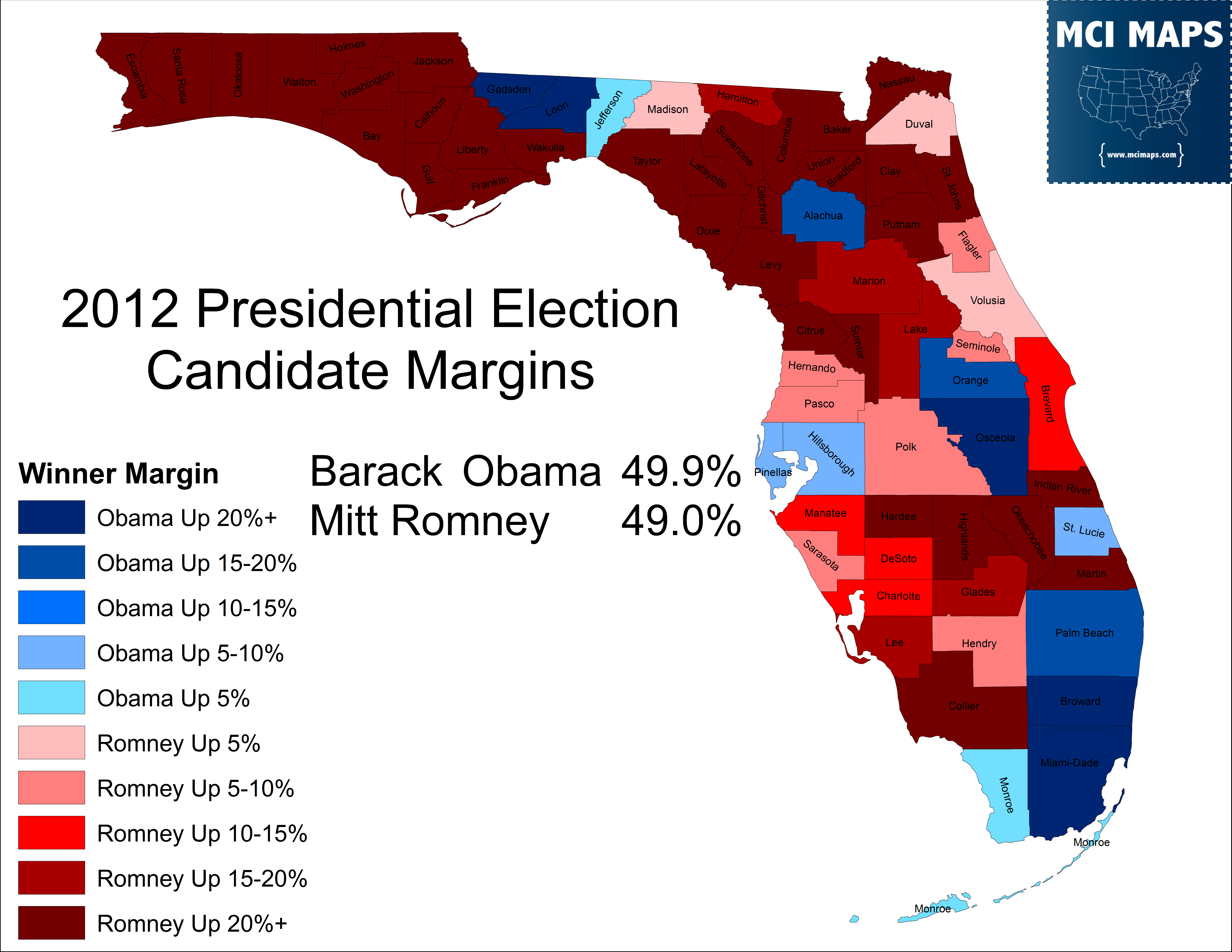 United States Presidential Election Wikipedia US - 2012 election results us map
