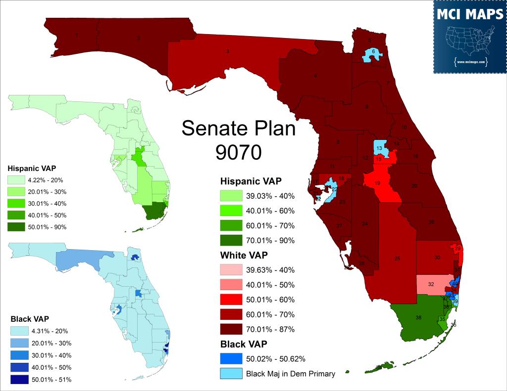 Senate 9070 Race