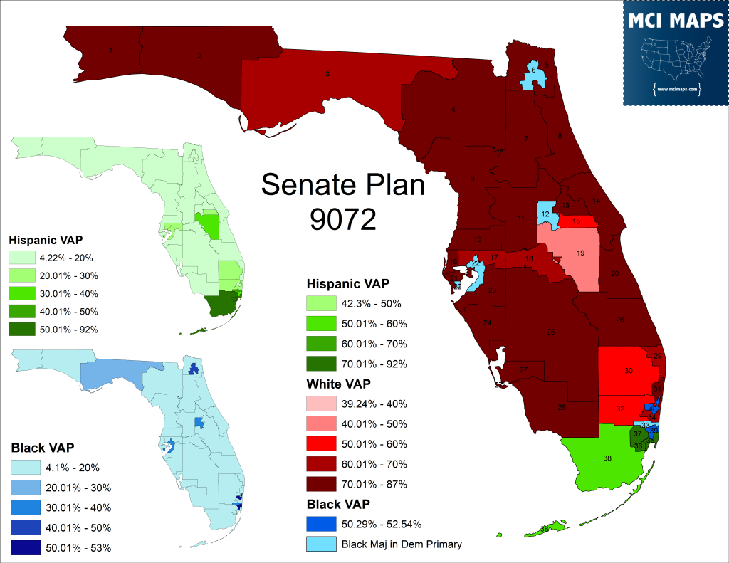 Senate 9072 Race