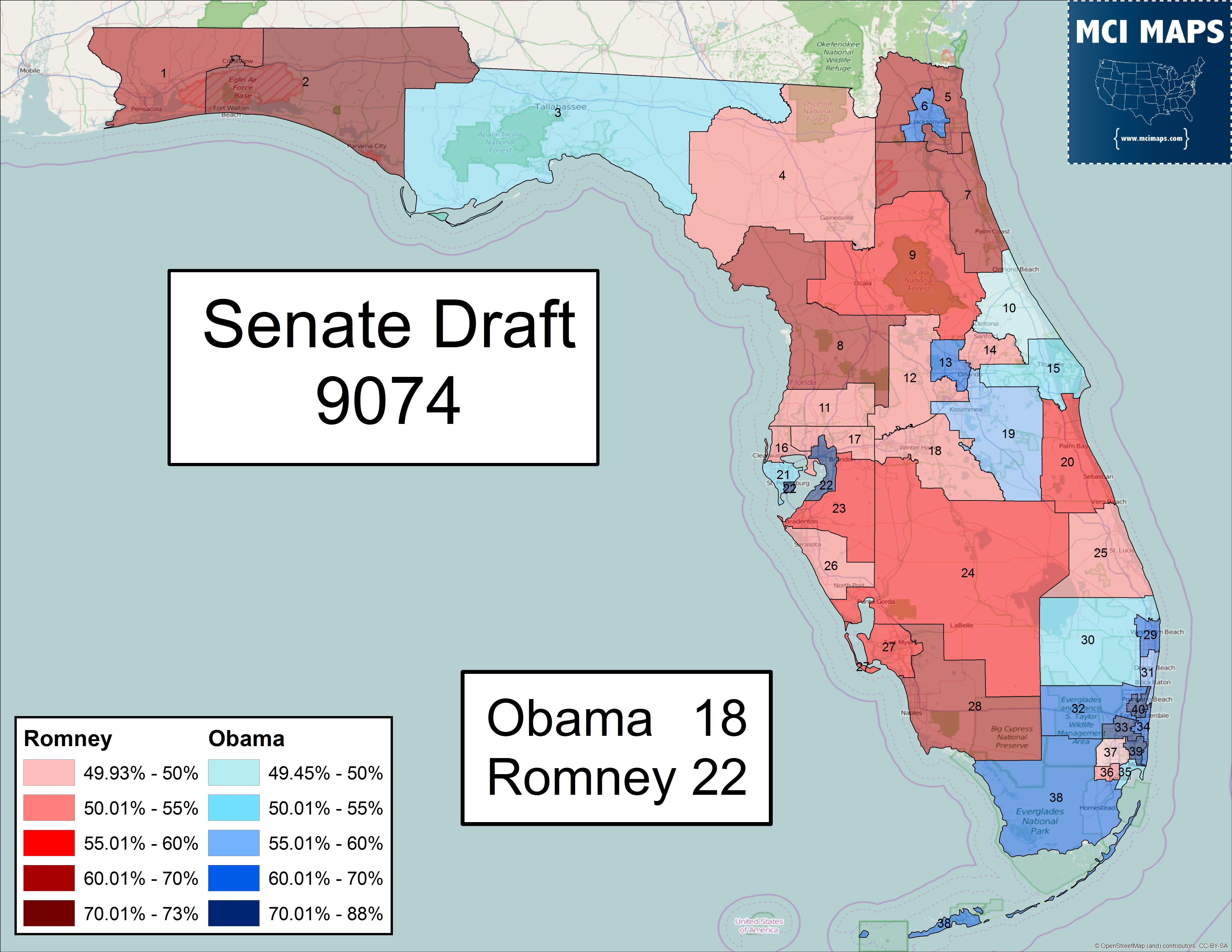 Senate 9074 President