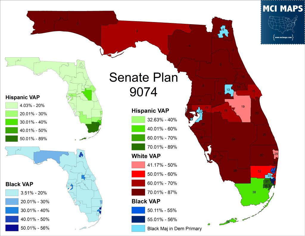 Senate 9074 Race