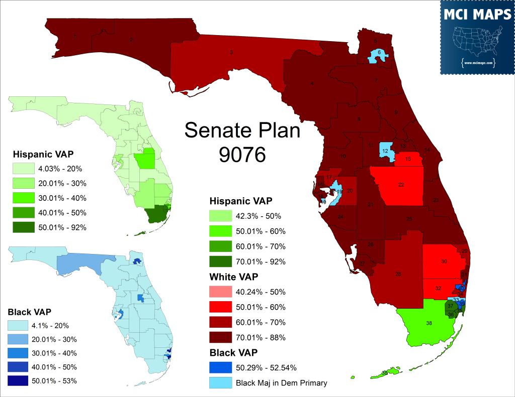 Senate 9076 Race