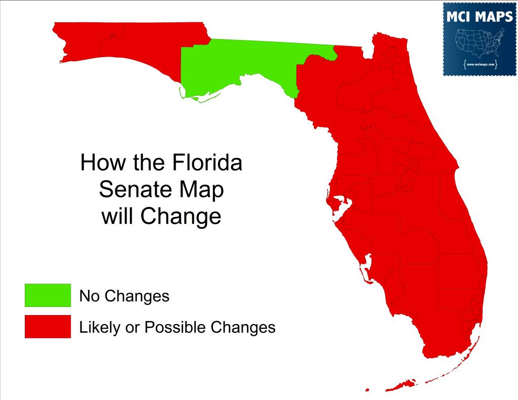 Senate Changes