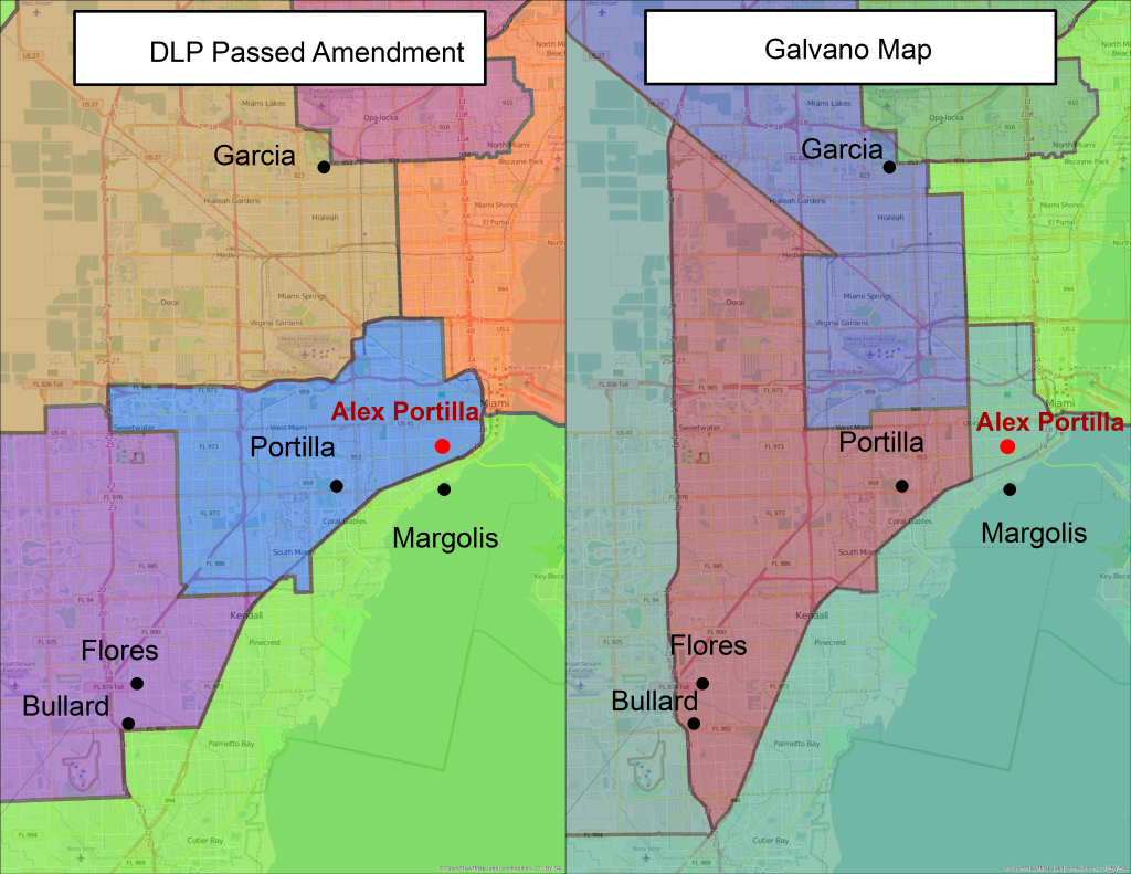 DLP Amendment Compare