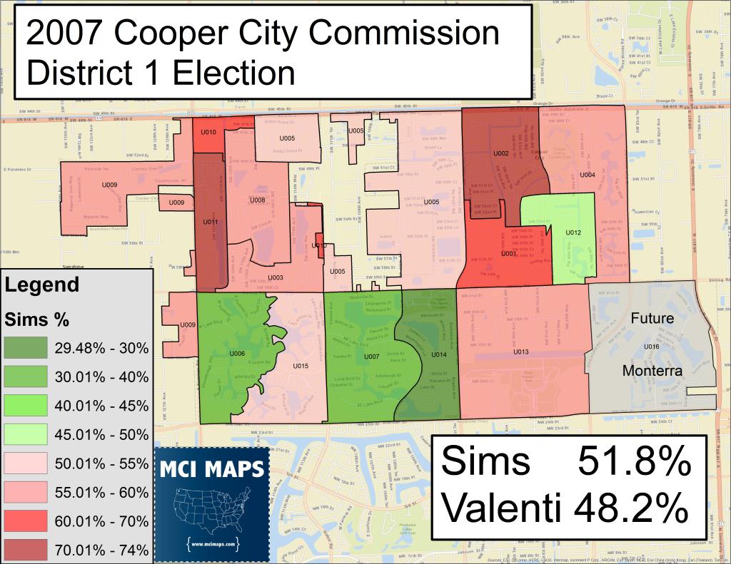 2007 Cooper City Election
