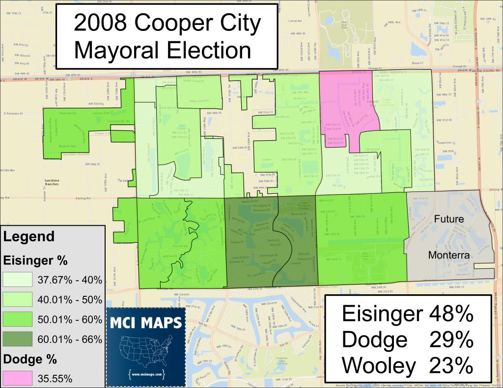 2008 Mayor