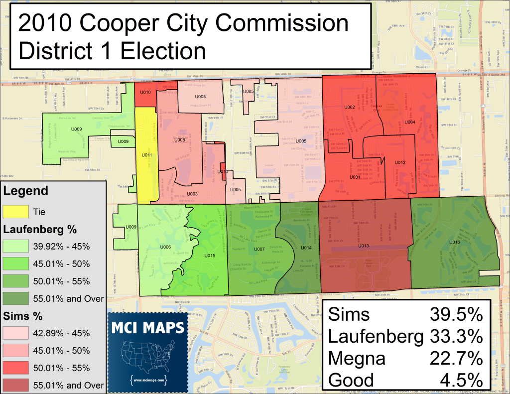 2010 Cooper City Election