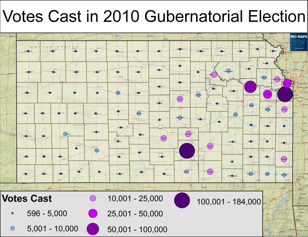 2010 Votes Cast