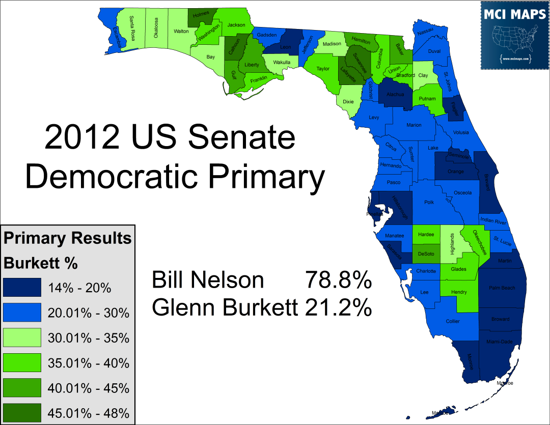 Florida MCI Maps Page - Us protest map vs voter map