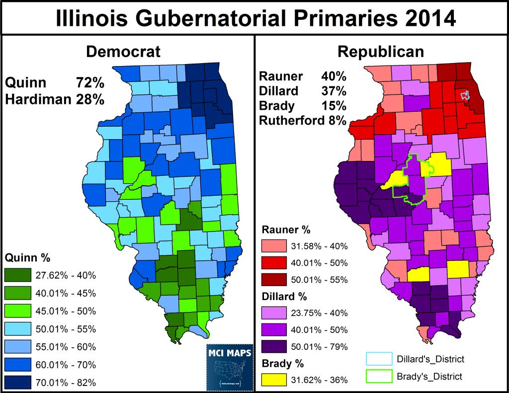 2014 Illinois Gov
