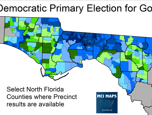 democratic primary results