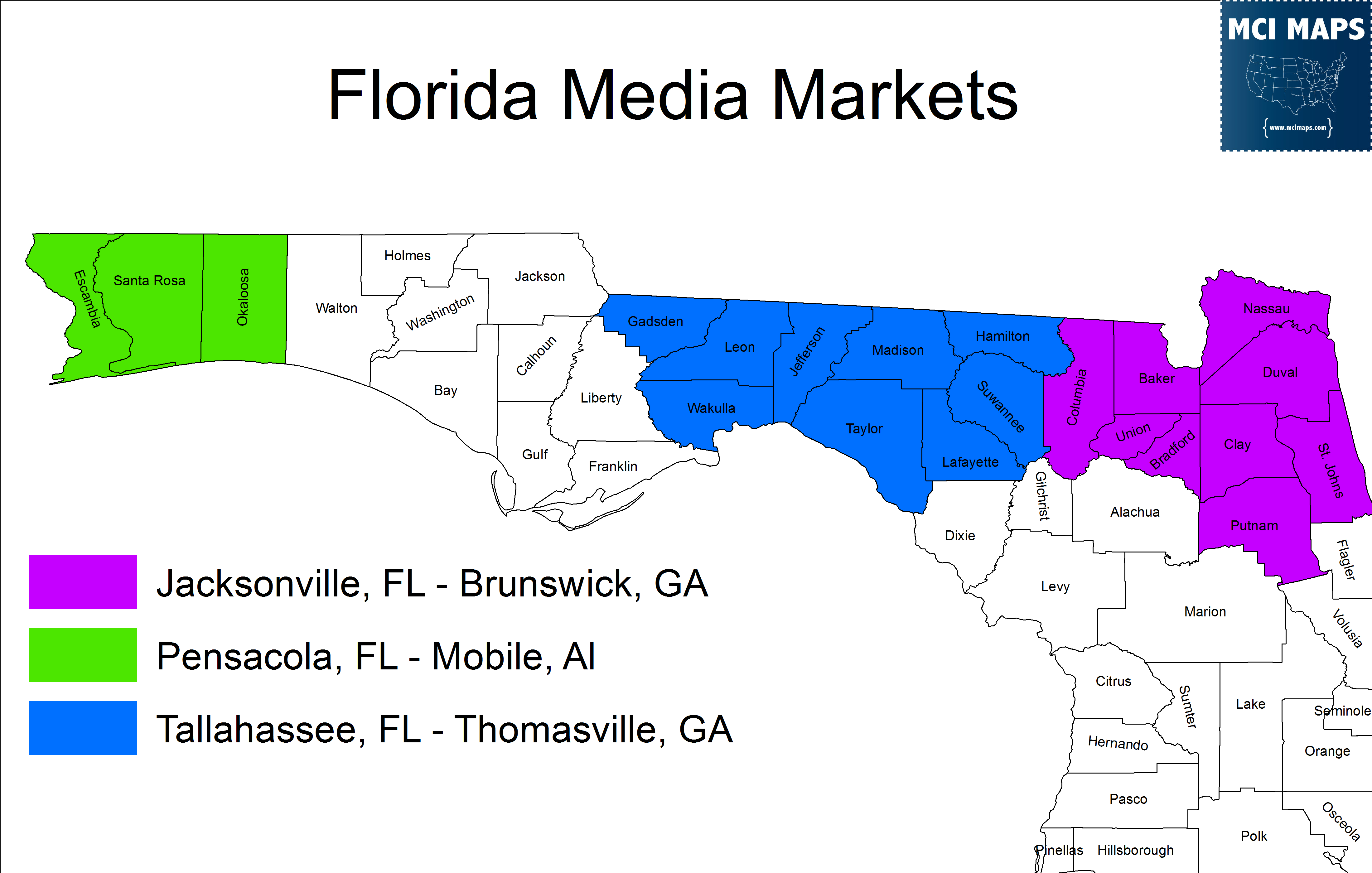 Media Market Analysis Can Georgia And Alabama Primary Results
