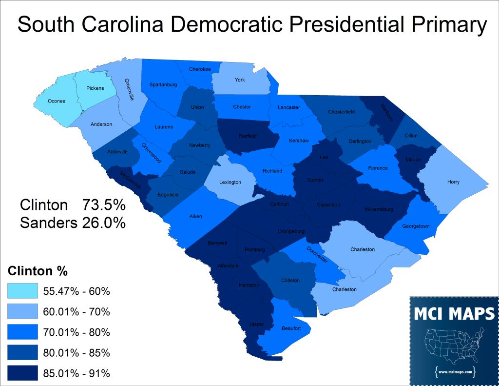 South Carolina Dem