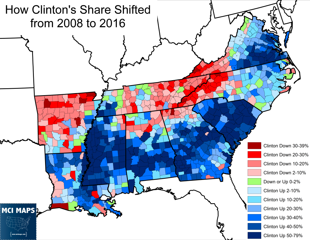South Clinton Shift