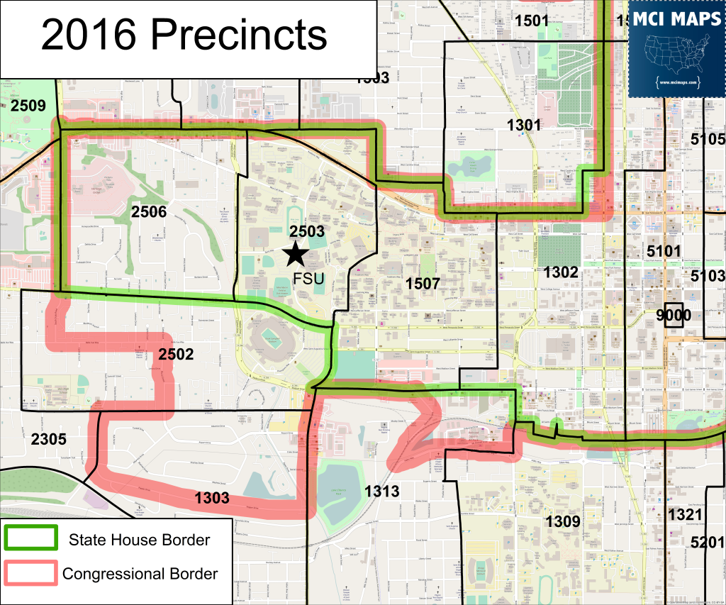 2016 Precincts