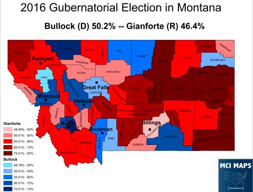 Montana 2016 Gov