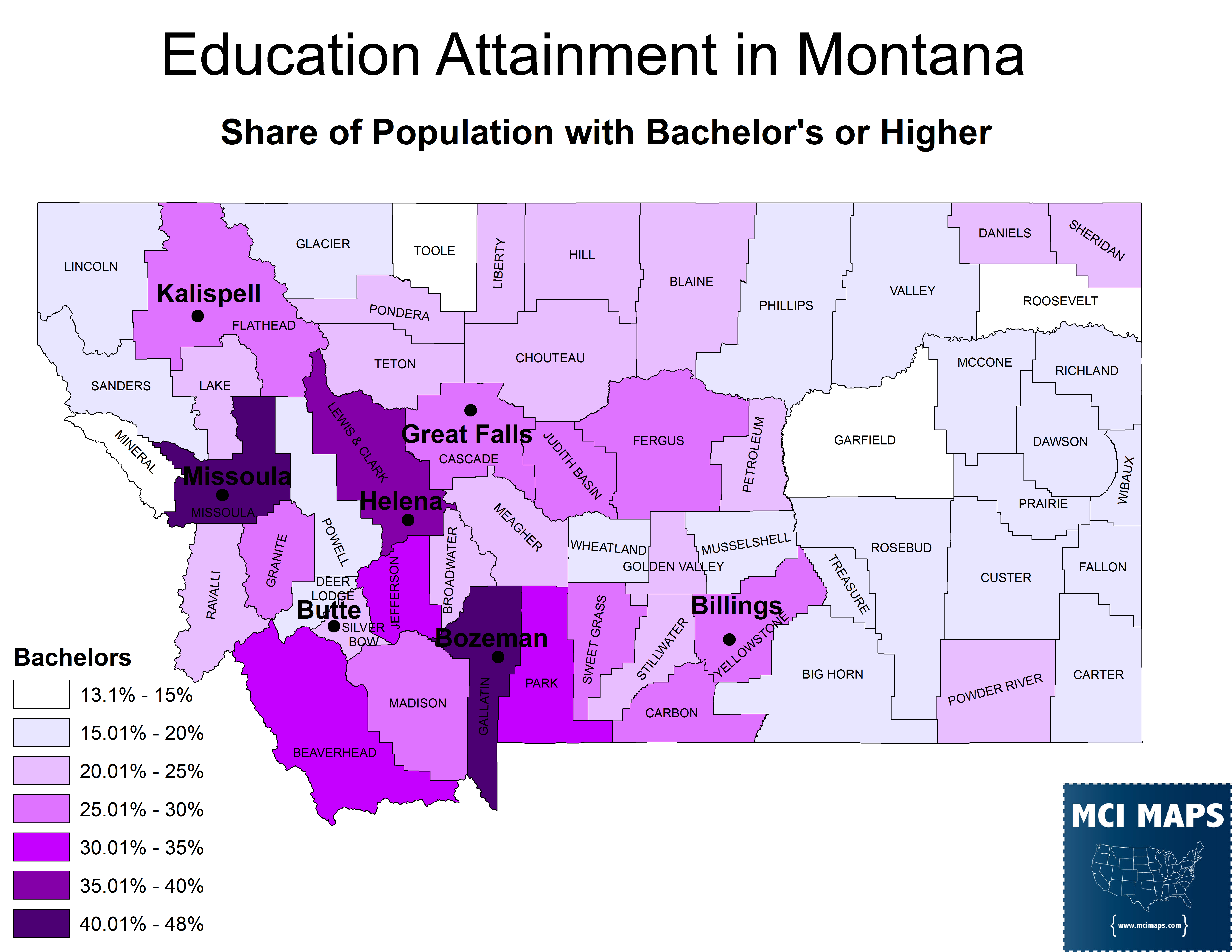 Montana Education