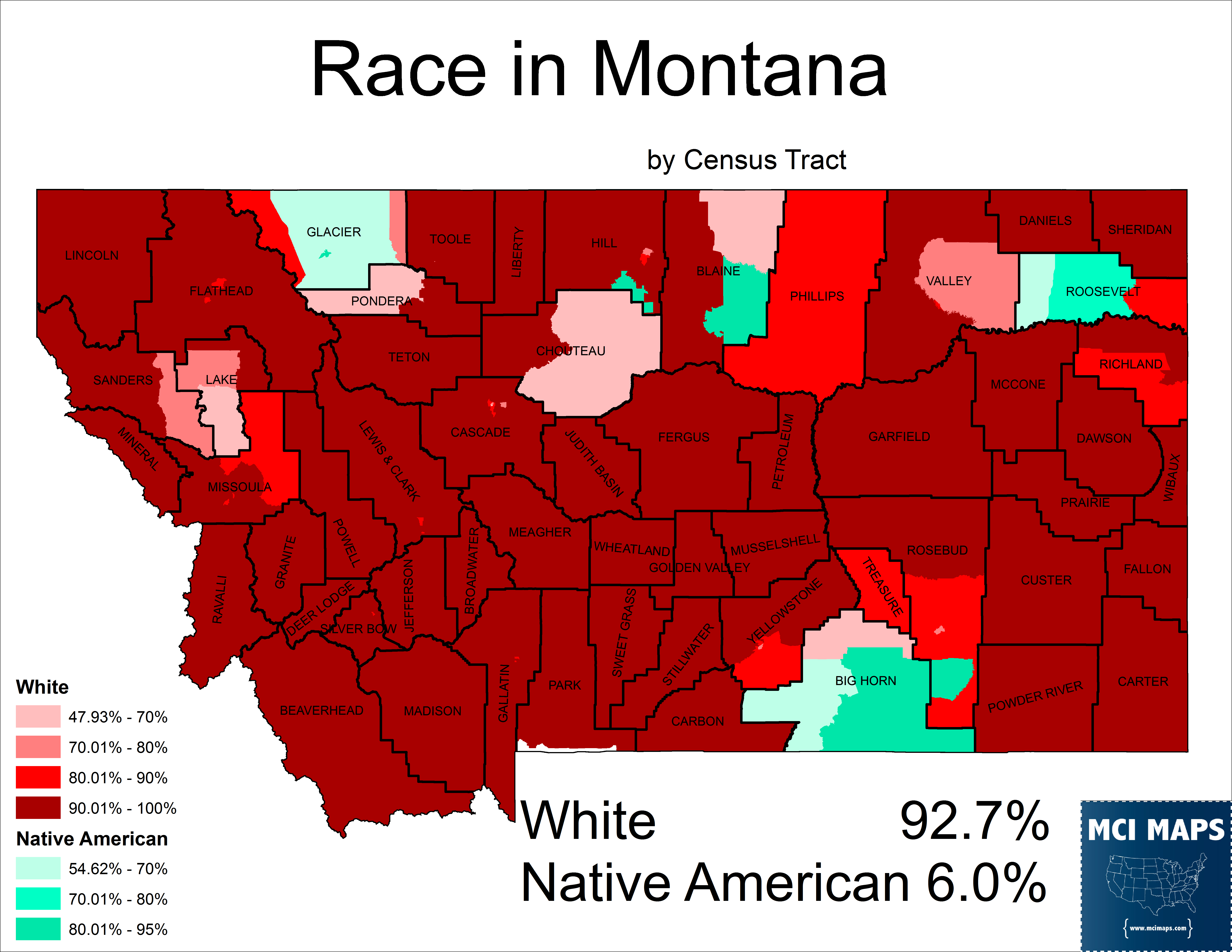 Montana missoula county clinton - Montana Was Solid For Trump In 2016 Giving Him An Over 20 Margin Clinton S Wins Where Clustered In The West And Along The Indian Reservations