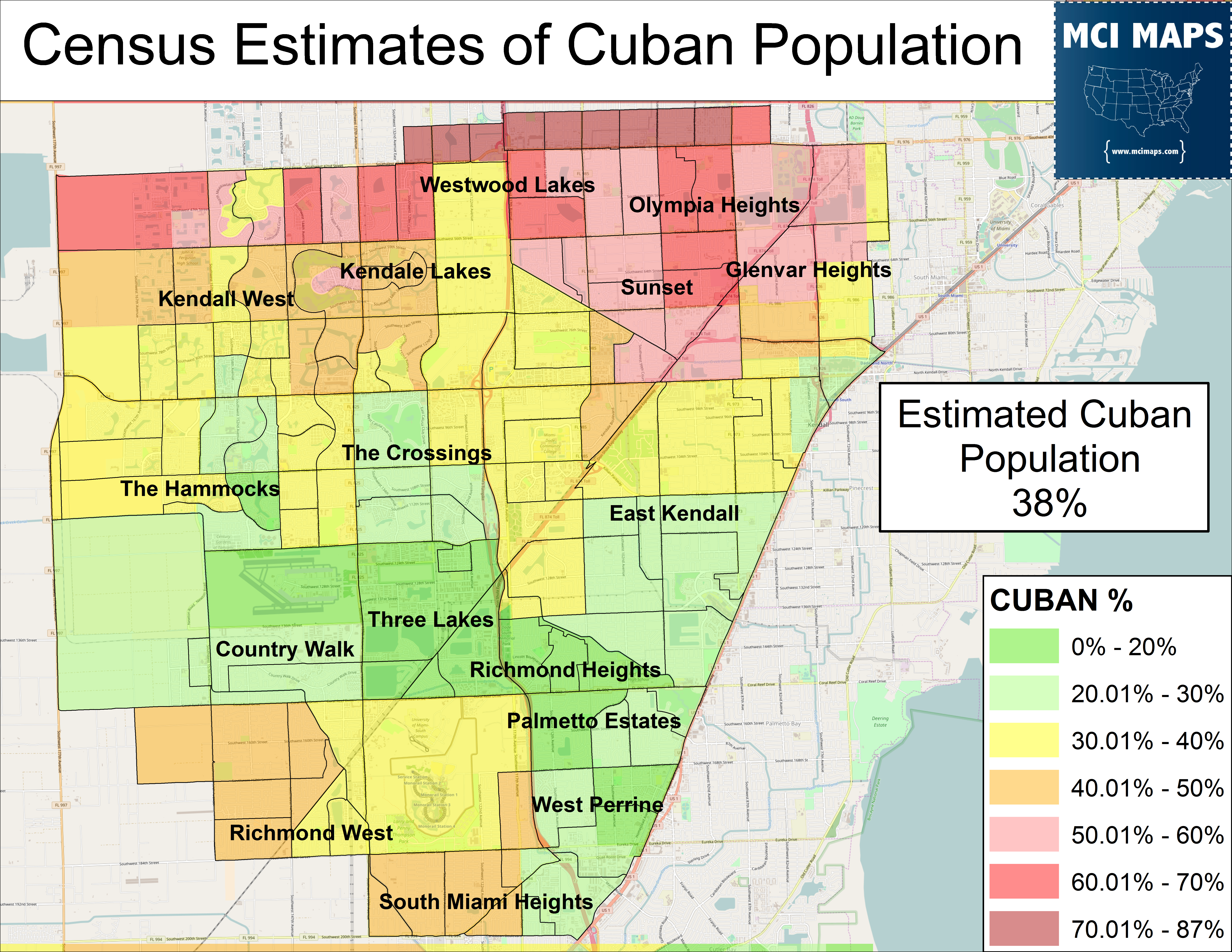 Cuban Population
