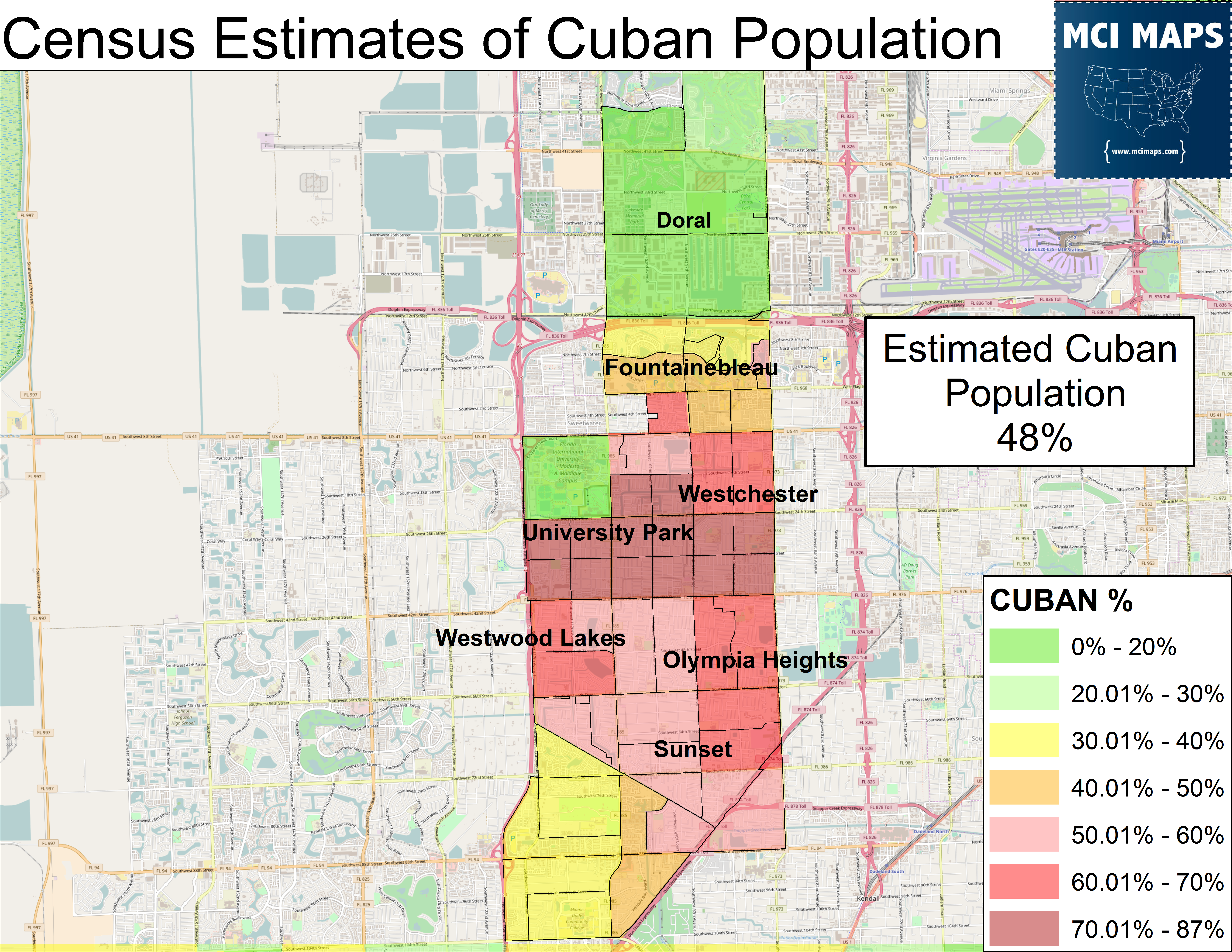 HD116 Cuban Population