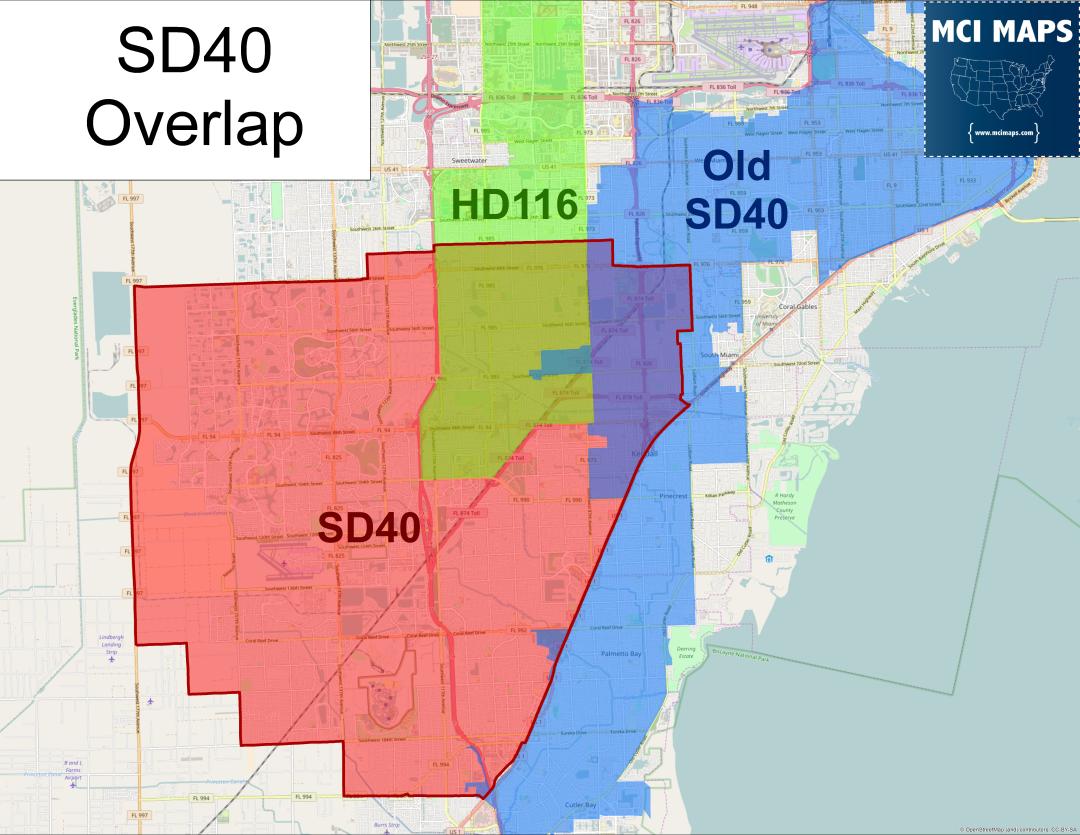 SD40 Overlap