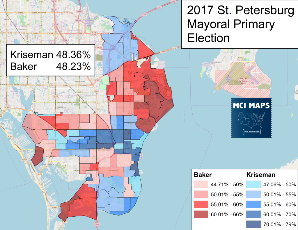 2017 St Pete Primary Result 2