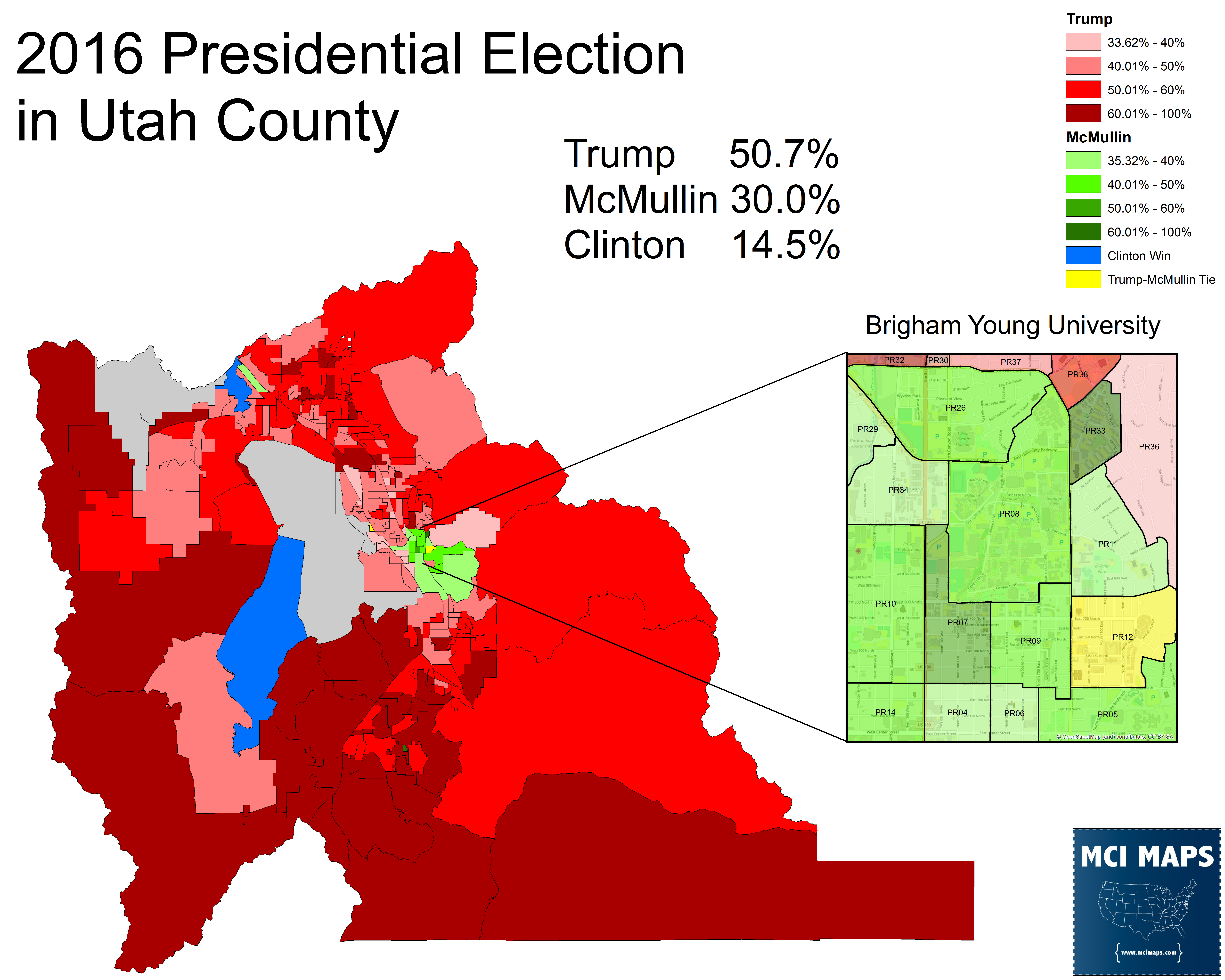 The Utah 3rd District A Look Back At Trumps Mormon