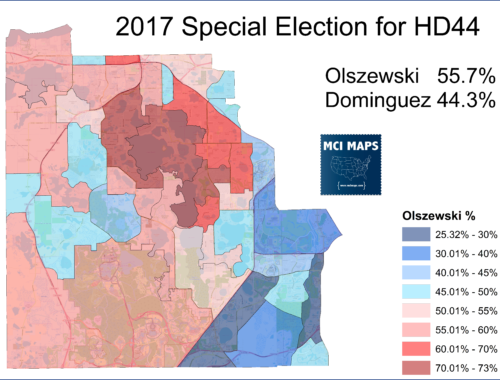 How Floridas Congressional Districts Voted And The Impact Of - Map of florida us house district 16