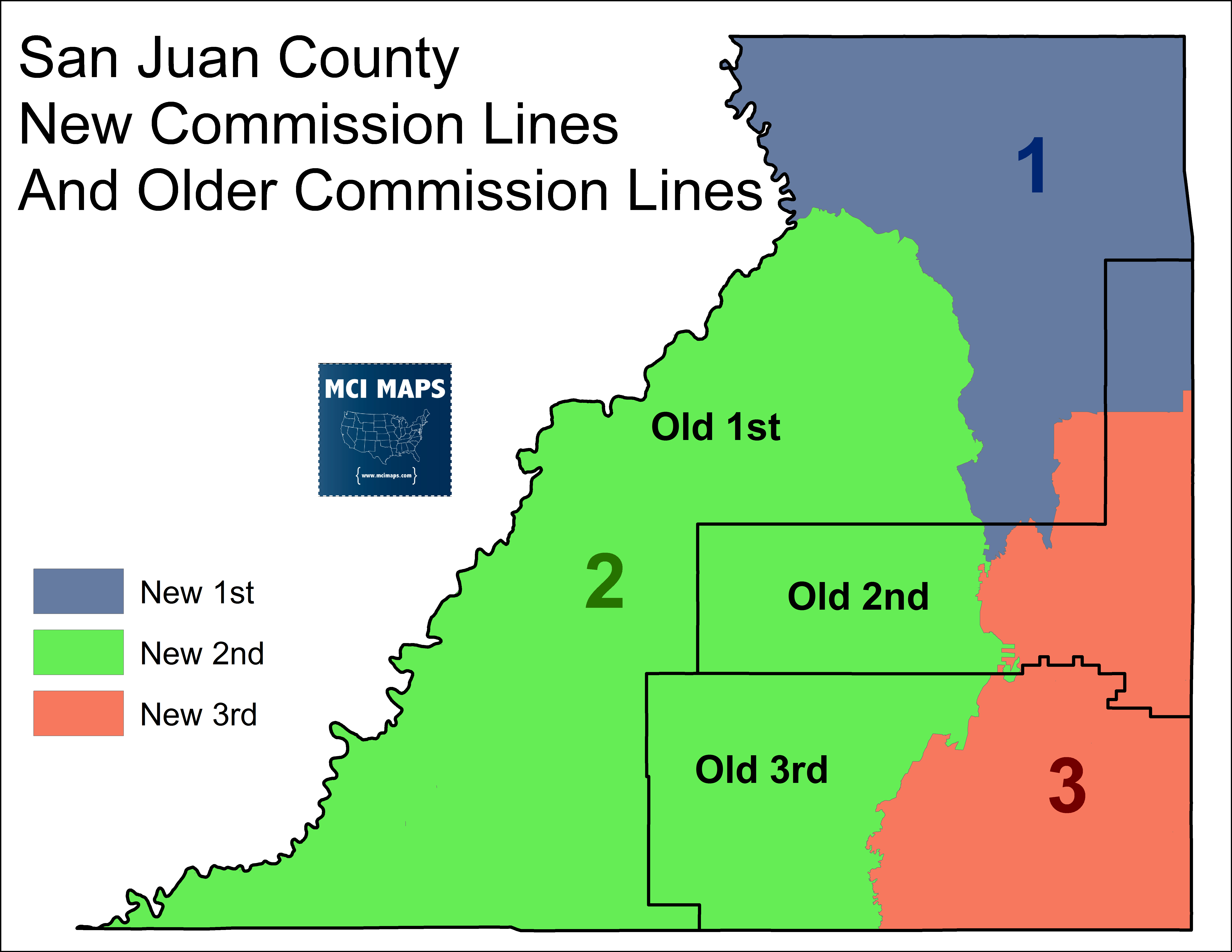 Gerrymandering In San Juan County Utah And Discrimination Against