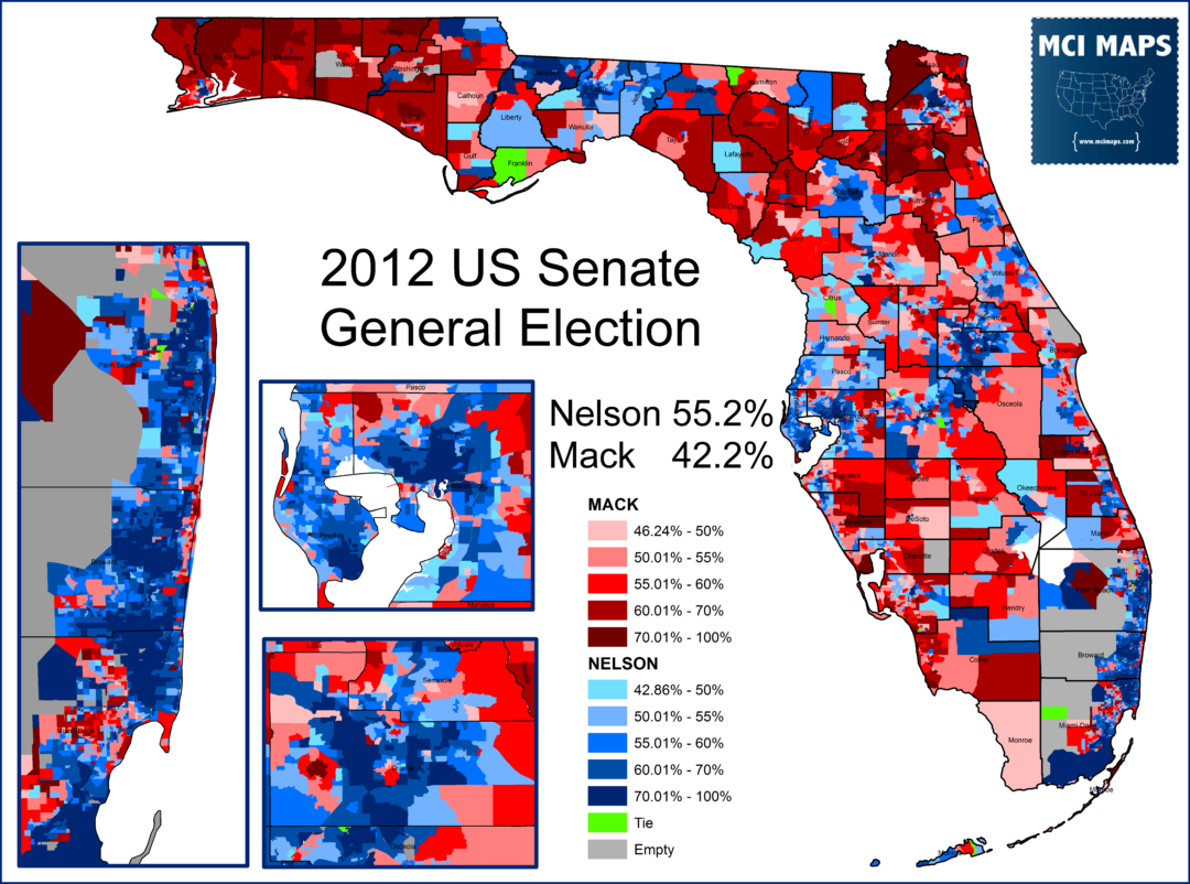 Florida – MCI Maps
