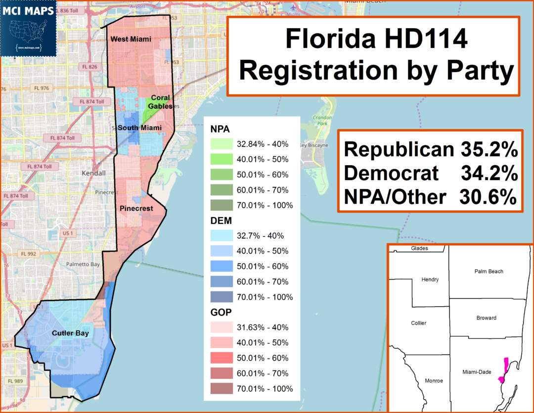 Florida S Final 2018 Competitive State House Special Election Hd114