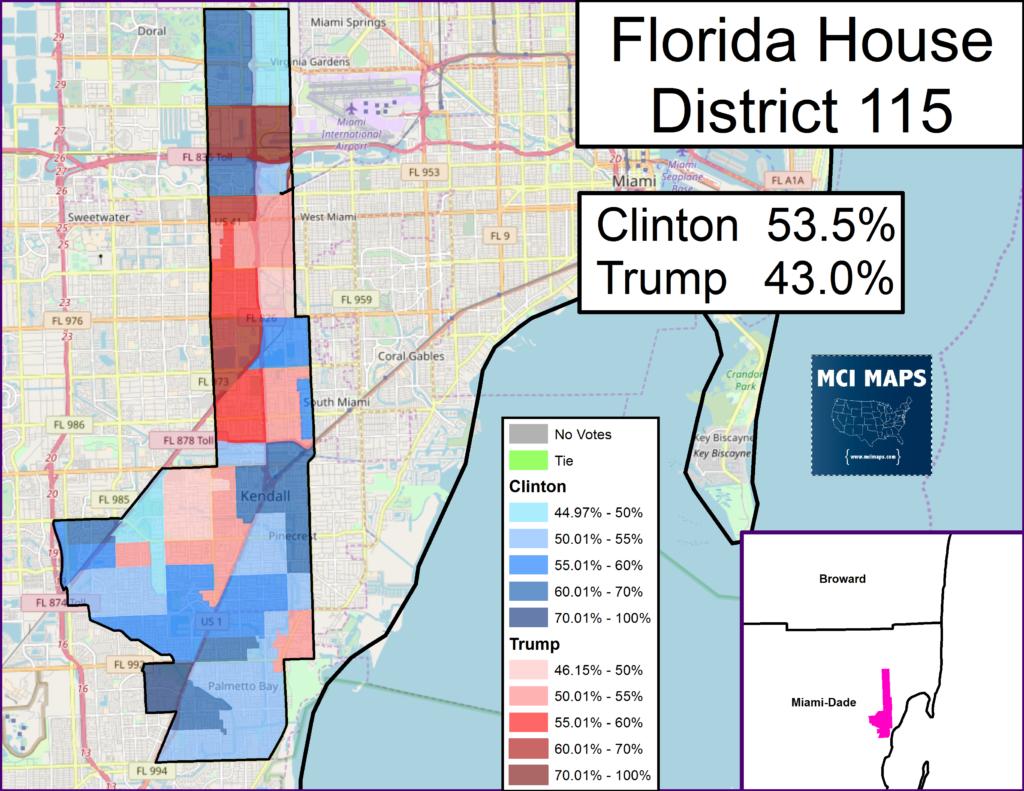 Florida Mci Maps