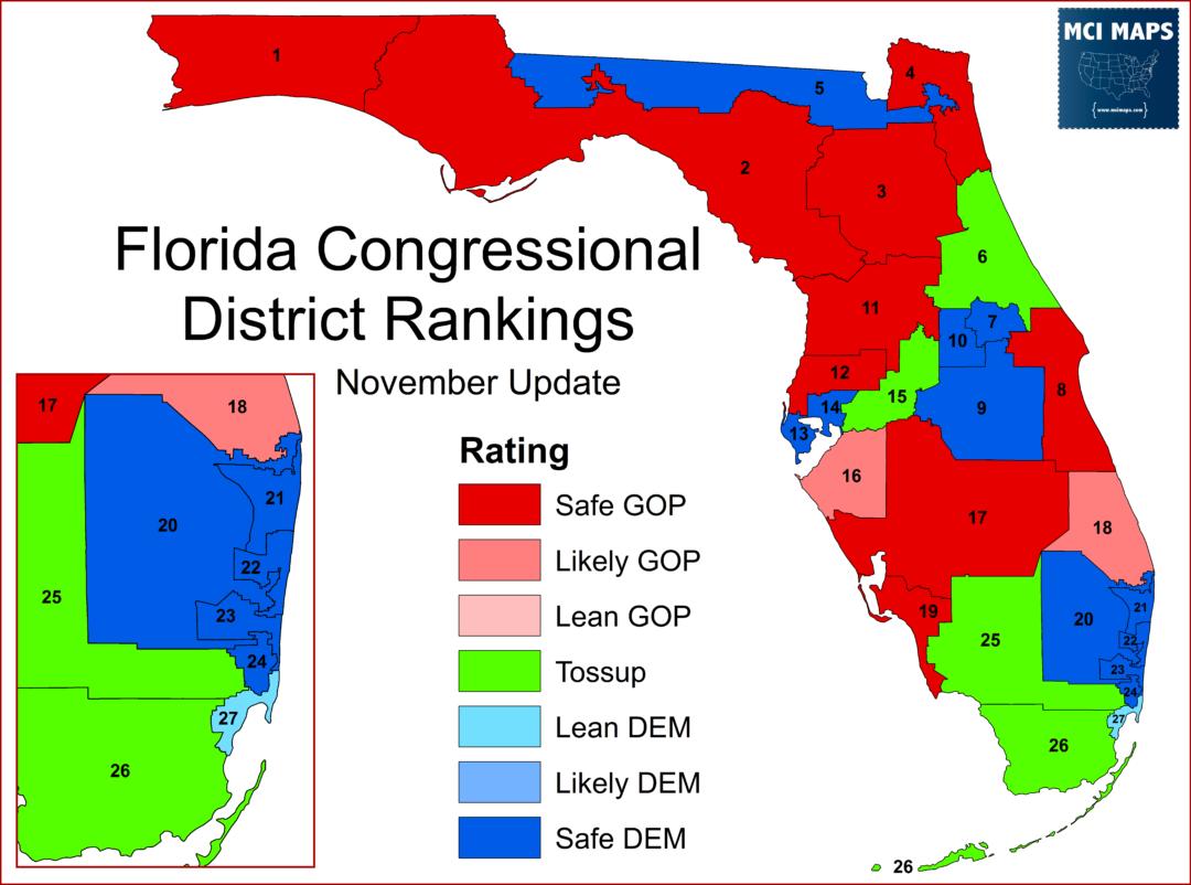 November – 2018 – MCI Maps