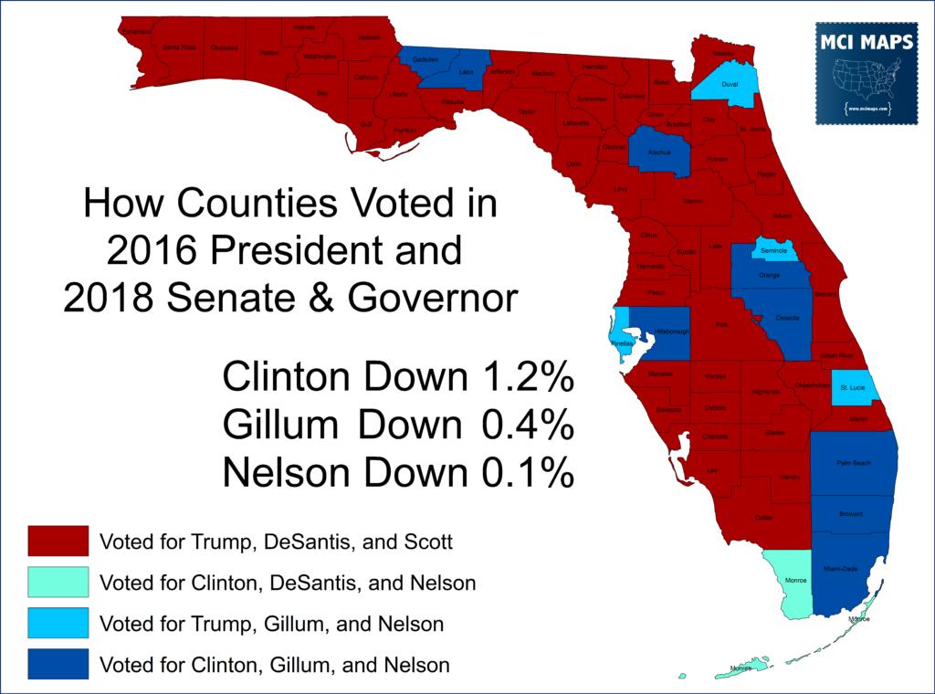 Deep Creek Florida Map.Florida Mci Maps